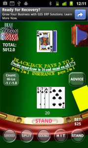 Real BlackJack 21 1