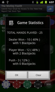 Real BlackJack 21 3