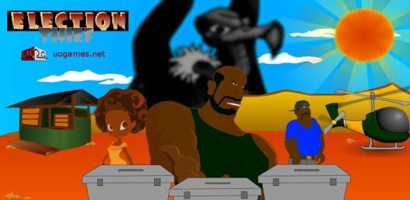 Election Thief – игра из Африки о нечестных выборах