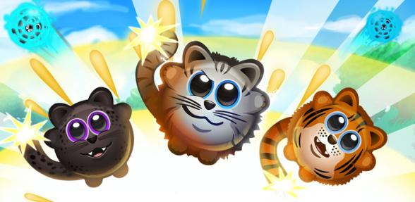 Bombcats – взрывающиеся коты-экстремали