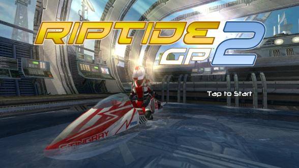 Riptide GP2 обзор