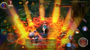 Armed Heroes скриншот 2