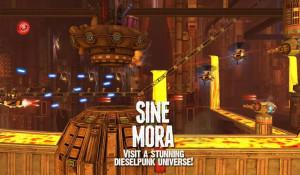 Sine Mora скриншот 2
