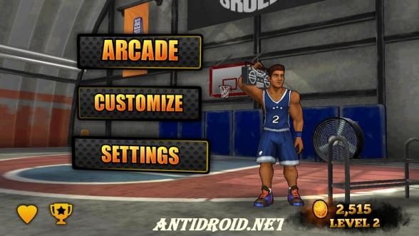 Jam City – баскетбол с «перчинкой»