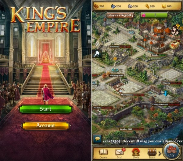 Kings Empire обзор