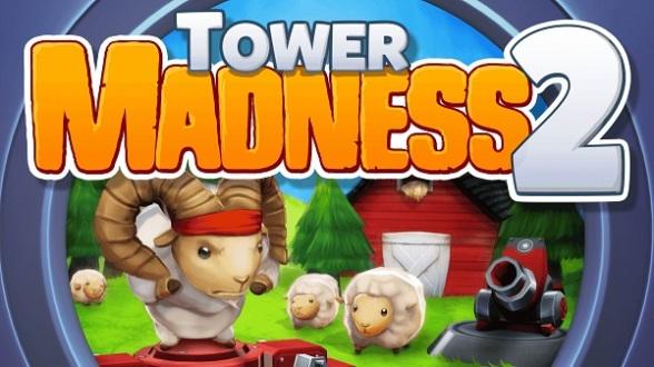 TowerMadness 2 – бешенные овцы жгут