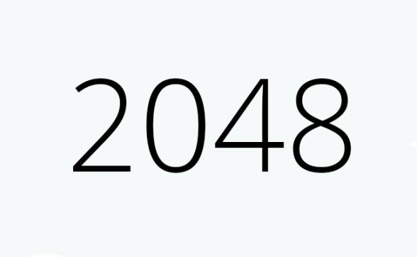 2048 Number Puzzle game – логически-математический пазл
