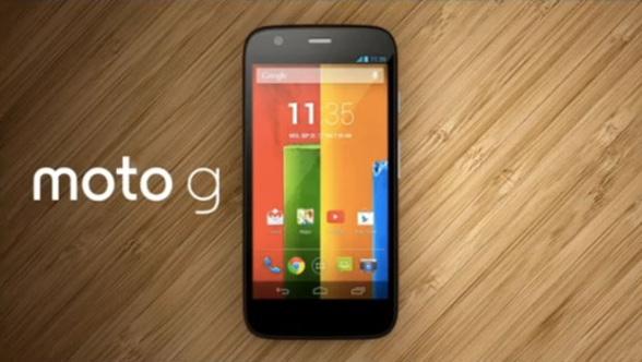 Motorola Moto G обзор