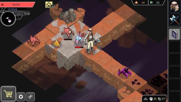 Shattered Planet для Android