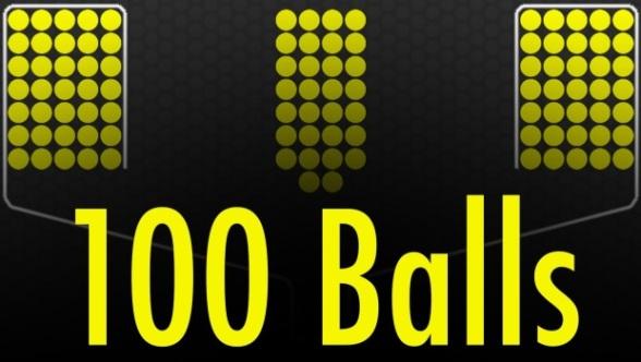 100 Balls – беспощадный тайм-киллер со свежим геймплеем