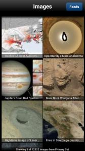 Обзор NASA App