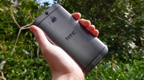 HTC One M8 обзор