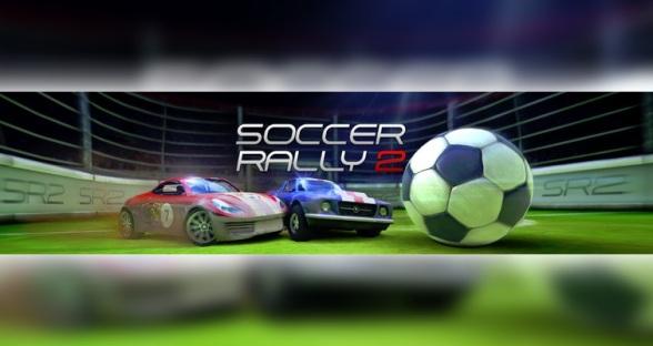 Soccer Rally 2 – четырехколесный футбол с примесью аркады