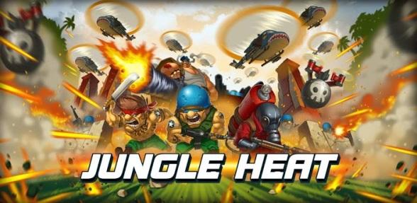 Jungle Heat — станет действительно жарко