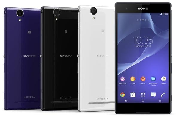 Sony Xperia T2 Ultra – нормальный фаблет с отличной камерой