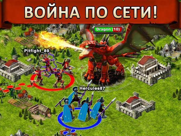Game of War андроид