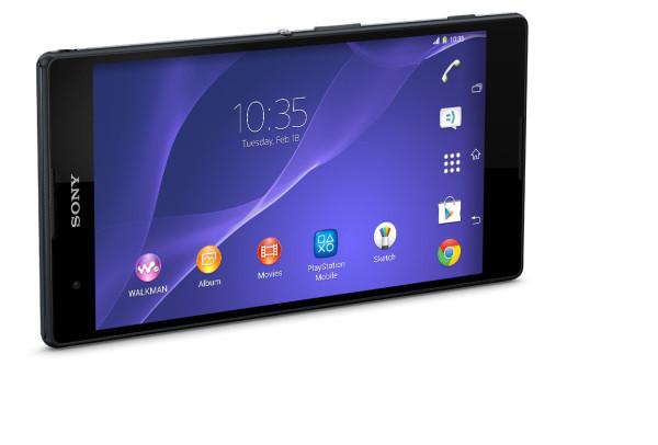 Обзор Sony Xperia T2 Ultra