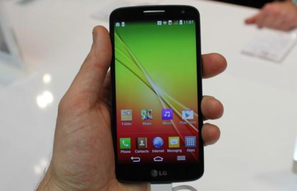 Обзор LG G2 Mini