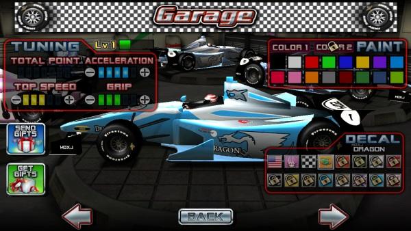 Обзор INDY 500 Arcade Racing