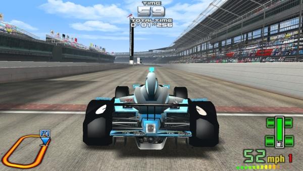 Скачать INDY 500 Arcade Racing