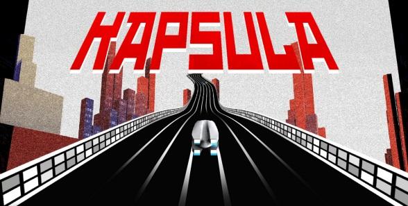 Kapsula – гонка-головоломка и совковый футуризм