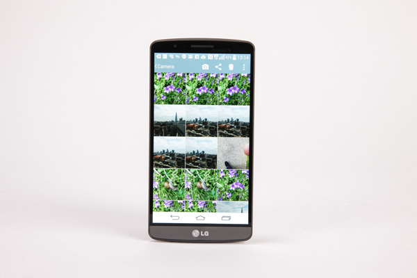 Экран LG G3