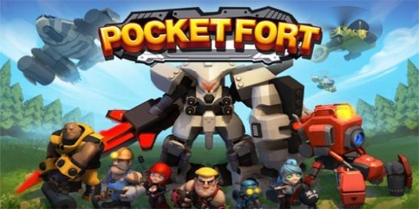 Pocket Fort HD скачать бесплатно