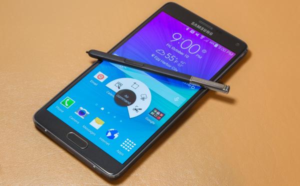 Samsung Note 4 обзор