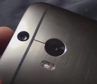 камера в HTC One M8