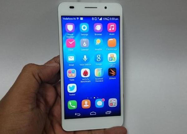 Huawei-Honor-6 display
