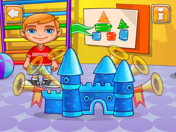 Скриншот в Обзоре Домик Джека