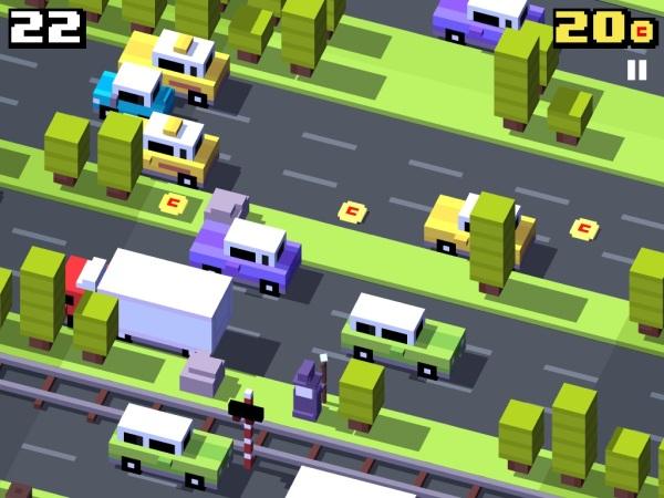 Crossy Road скриншот 2