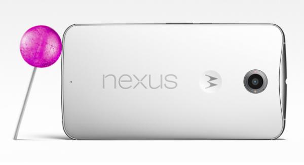 Камера Нексус 6