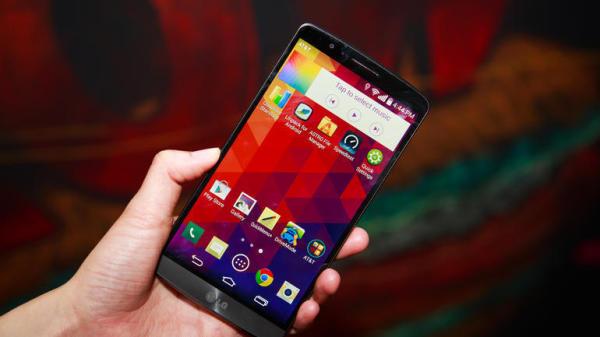 дисплей LG G3 Stylus