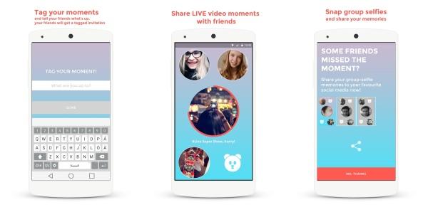 LiveRing для Android