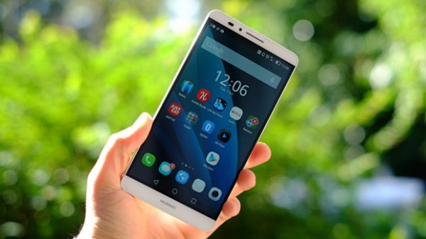Обзор Huawei Mate 7