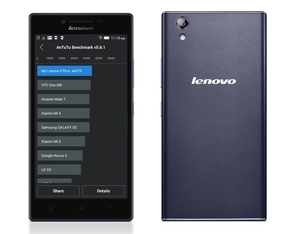 Производительность Lenovo P70