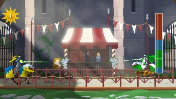 Knights & Snails скриншот 1