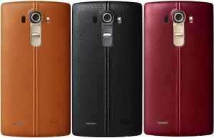 LG G4 обзор