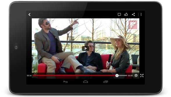 YouTube для iOS и Android теперь поддерживает 60fps