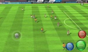 Скриншот FIFA 16 для Android