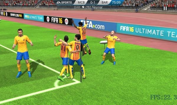 Обзор FIFA 16