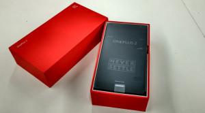 Коробка OnePlus Two