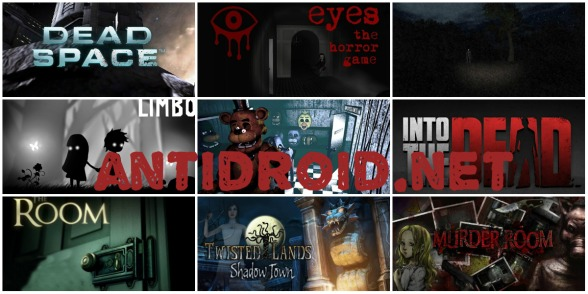 13 лучших хоррор-игр на Android