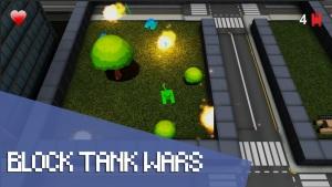 Block Tank Wars для андроид
