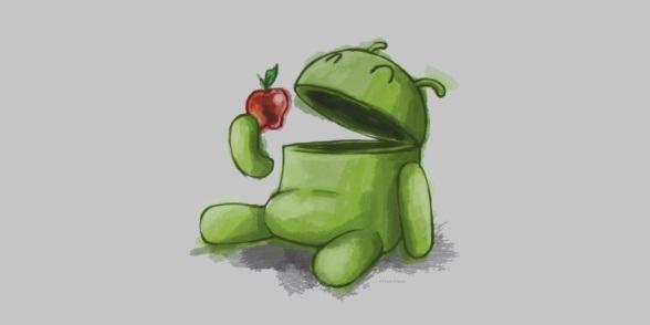 5 основных преимуществ Android-смартфона над iPhone