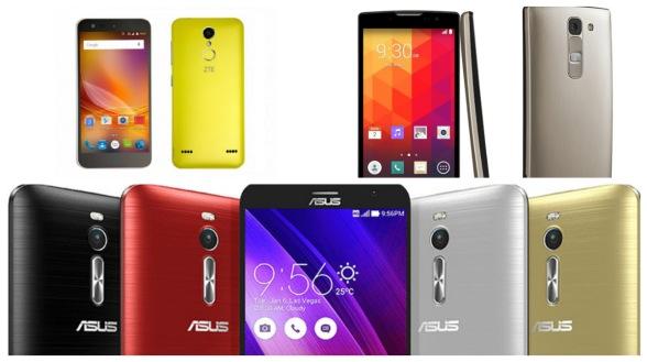 3 лучших Android-смартфона до 10000 рублей