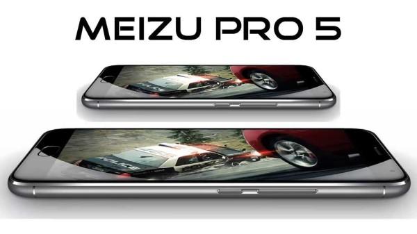 Meizu Pro 5 обзор