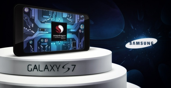 Концепт Samsung Galaxy S7
