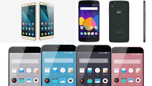 Выбор лучшего Android смартфона до 15000 рублей (зима 2016)